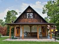 Chalupa k pronájmu - dovolená Máchův kraj rekreace Kunratice u Cvikova