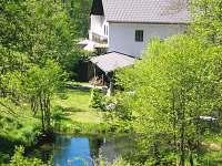 Chalupa k pronájmu - dovolená  Radvanecký rybník rekreace Prysk