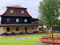 Ubytování Bohemia - chalupa ubytování Sloup v Čechách - 2