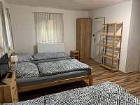 Čtyřlůžkový apartmán - Sloup v Čechách