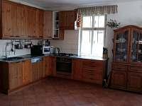 Sednice - kuchyňská linka