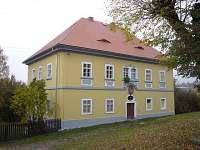 Horní Libchava ubytování 9 lidí  ubytování