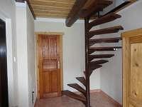 Točité schodiště - Jiřetín pod Jedlovou