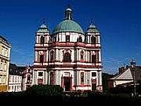 Jablonné v |Podještědí bazilika - Mařenice