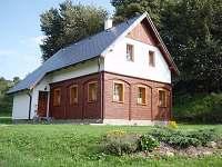 Chaty a chalupy Radvanecký rybník na chalupě k pronájmu - Krompach