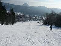 Ski areal Polevsko