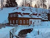 ubytování Lyžařský areál Polevsko na chalupě k pronájmu - Kytlice