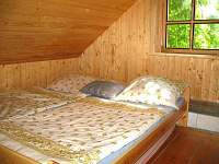 ložnice 1 - pronájem chalupy Velký Valtinov
