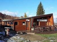 Levné ubytování Koupaliště Česká Kamenice Hostel na horách - Jiřetín pod Jedlovou - Rozhled