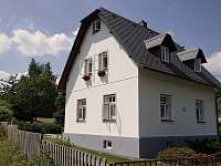 ubytování Horní Podluží na chalupě k pronajmutí