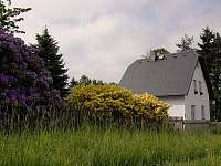 Venkovský domek Krásná Lípa - chalupa k pronajmutí