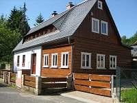 ubytování Horní Podluží na chatě k pronajmutí