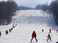 skiareál Horní Podluží - Jiřetín pod Jedlovou
