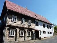 Levné ubytování v Lužických horách Chalupa k pronájmu - Jiřetín pod Jedlovou
