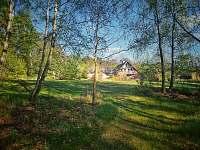 Les kolem domu - Sloup v Čechách