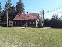 Chalupa ve Zdislavě - ubytování Zdislava