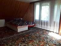 Ložnice - 2 osoby - chalupa k pronajmutí Zdislava
