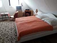 Ložnice - 4 osoby (2) - chalupa ubytování Zdislava