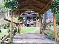 Chaty a chalupy Radvanecký rybník na chatě k pronájmu - Kytlice