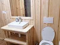 koupelna v patře - Kytlice