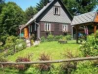 ubytování Jiřetín pod Jedlovou na chatě