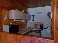 Kuchyňka - chata k pronájmu Jiřetín pod Jedlovou
