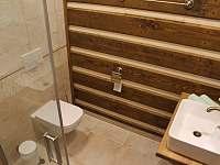Koupelna apartmán A6 - pronájem Ralsko