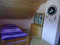 Třílůžkový pokoj v patře