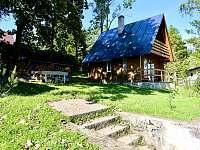 Chatky - ubytování Jiřetín pod Jedlovou