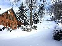 Chalupa v zimě - Dolní Světlá
