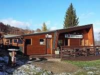 Chaty a chalupy Školní rybník na chatě k pronájmu - Jiřetín pod Jedlovou - Rozhled
