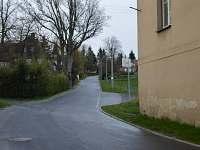 pohled na část obce