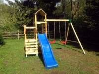 Multifunkční dětská věž