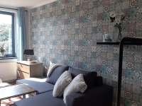 Obývák - pronájem apartmánu Varnsdorf