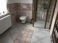 Apartmán 3-koupelna - chalupa k pronajmutí Rozstání v Podještědí
