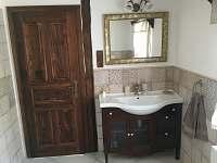 Apartmán 3-koupelna - Rozstání v Podještědí