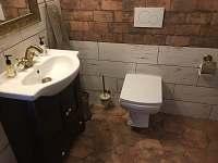 Apartmán 4-koupelna - Rozstání v Podještědí