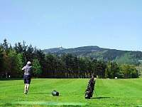 Golf Ještěd - Rozstání v Podještědí