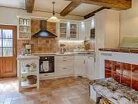 Hlavní kuchyň - Rozstání v Podještědí