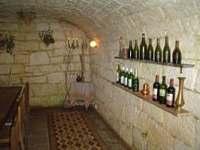 Vinný sklípek - chata k pronájmu Velká Černoc