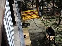 Grilování na terase
