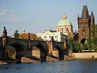 Karlův most - Praha - Malá Strana