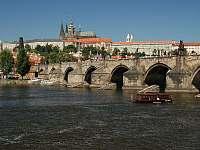 Karlův most - rekreační dům k pronájmu Praha - Malá Strana