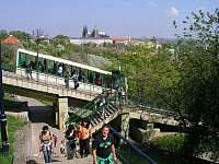 Lanovka na Petřín - Praha - Malá Strana