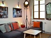 Obytná část - rekreační dům ubytování Praha - Malá Strana