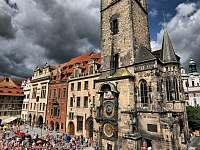 Pražský orloj - pronájem rekreačního domu Praha - Malá Strana