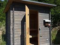 Sauna - pronájem chaty Nečín - Žebrák