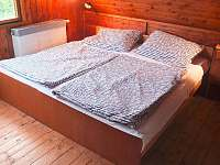Chalupa u Potoka, Ložnice 1 nahoře - ubytování Struhařov