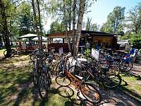 Sruhařov, Restaurace u Hliněného rybníka (500m) - chalupa k pronajmutí Struhařov