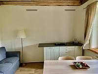 Apartmán s 1 ložnicí - Lojovice